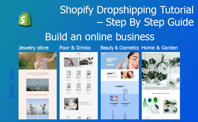 shopify dropshipping lessons